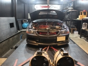 EVO 9  Open ecu tune…